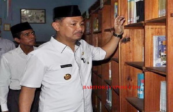 Bupati Eddy Raya Samsuri: Kades Se-Barsel Berikan Pelayanan Terbaik Untuk Masyarakat