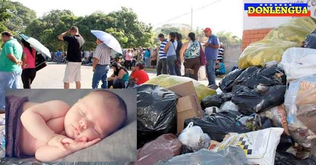 Encuentran cadáver de una bebé en una bolsa de basura del Mercado de Barcelona