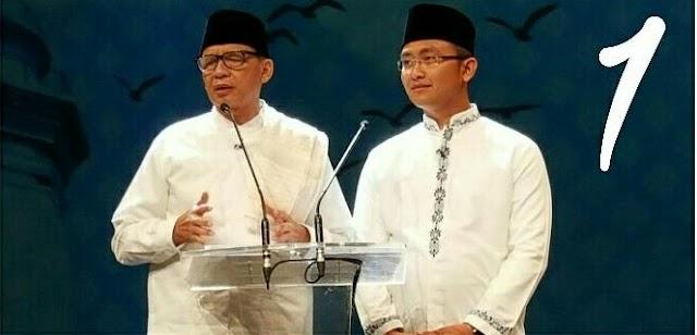 WH-Andika Kuasai Debat Pilkada Banten: Gizi Buruk 5 Bulan Beres