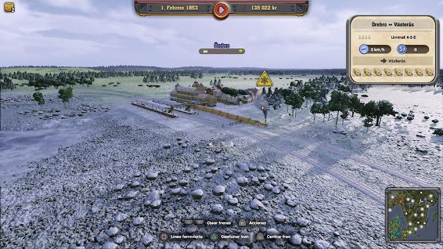 Analisis de Railway Empire Complete Collection para PS4.