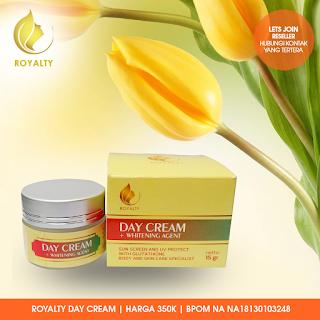 day cream, pemutih wajah alami, cream pemutih wajah siang