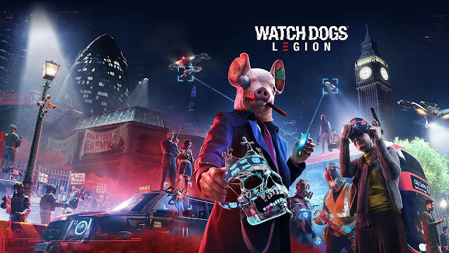 Launch of Watch Dogs Legion Online Mode delayed for the Xbox, PlayStation, and Stadia to March 23 - The launch date of the PC version to be notified soon   TechNeg