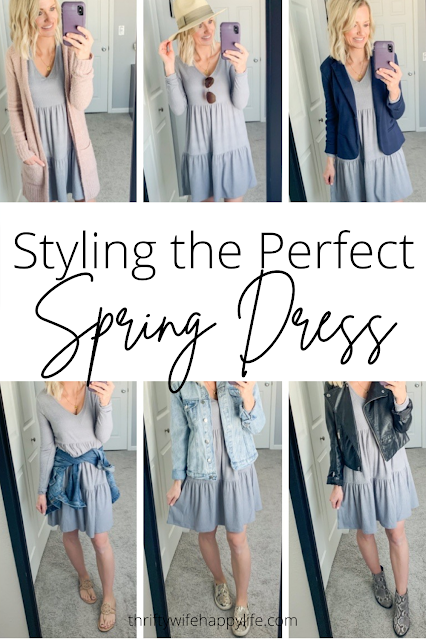 Styling the Perfect Affordable Spring Dress