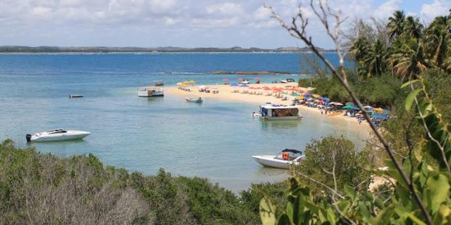 Melhores tours de um dia saindo de Recife - Ilha de Santo Aleixo