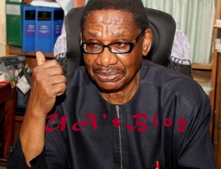 Lifeless President: Itse Sagay reacts to Trump's statement on Buhari
