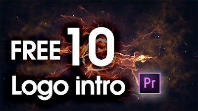 Top 10 Intro Logo Opener Templates for Premiere Pro Free Download