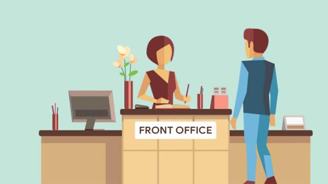 Pengertian Front Office Tugas dan Tanggung Jawabnya