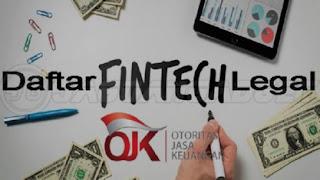 Daftar Fintech Legal OJK 2021