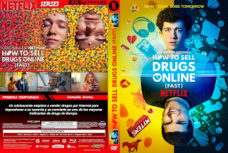 COMO VENDER DROGAS EN INTERNET (RAPIDO) – HOW TO SELL DRUGS ONLINE (FAST) – 2019 [COVER – DVD]