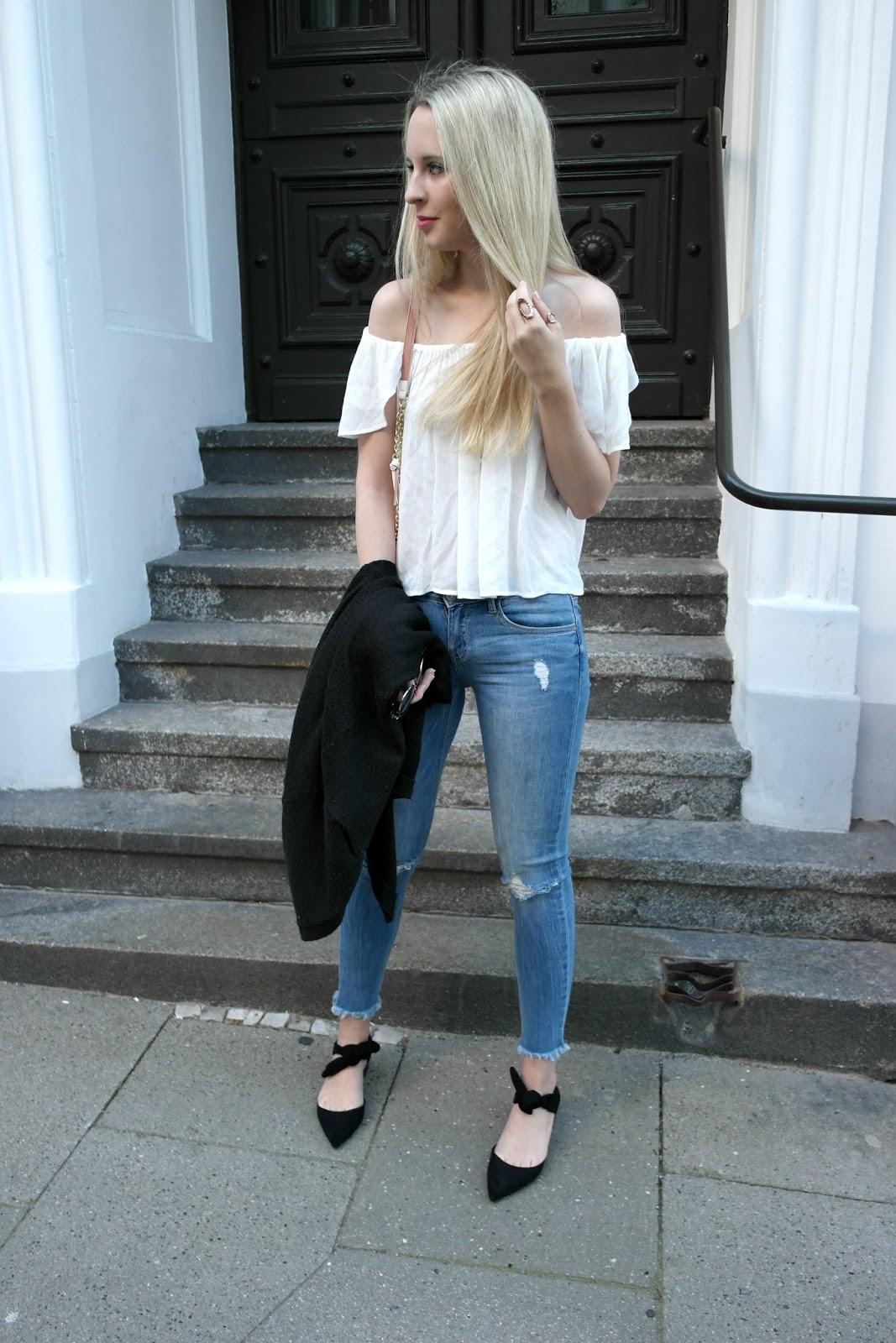 Austrian Fashionblog theblondejourney