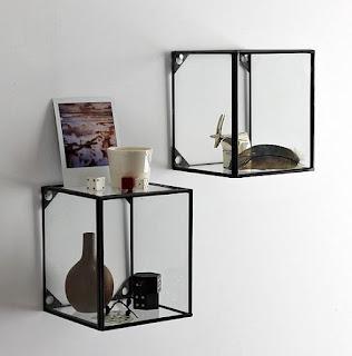 Model Rak Dinding Unik Minimalis