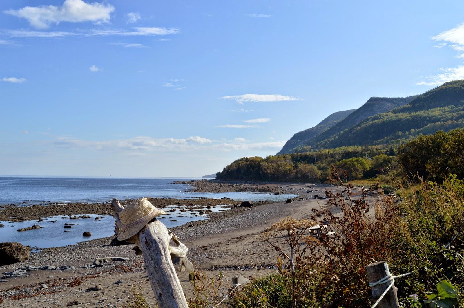 Gaspésie, sur la route des Phares