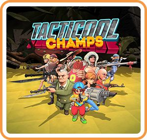 Tacticool Champs v1.0 NSP XCI For Nintendo Switch