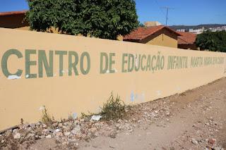 Em Picuí, CEI Marta Maria recebe reforma estrutural após mais de uma década