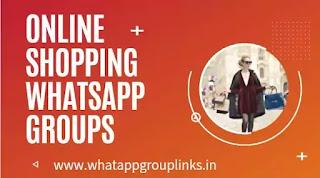Online shopping whatsapp group