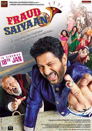 Fraud Saiyyan 2019 Full Hindi Movie Download PreDvDRip 700MB