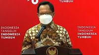 Papua Berencana Lockdown, Mendagri Minta Enembe Terapkan PPKM Level 4