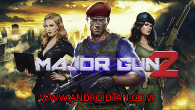 Major GUN 2 War On Terror Mod Apk v3.9.8 Unlimited Money/Medal Terbaru