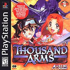 descargar thousand arms play1 mega