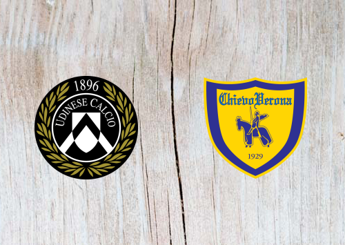 Udinese vs Chievo - Highlights 17 February 2019