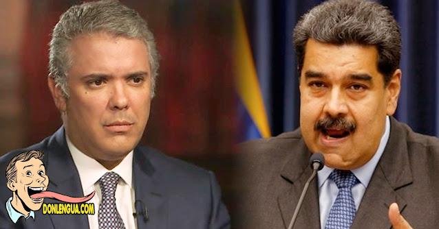 Maduro dice que Iván Duque disparó un misil contra refinería de Amuay