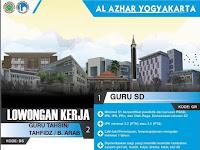 Lowongan Kerja Guru Al Azhar Yogyakarta Februari 2018