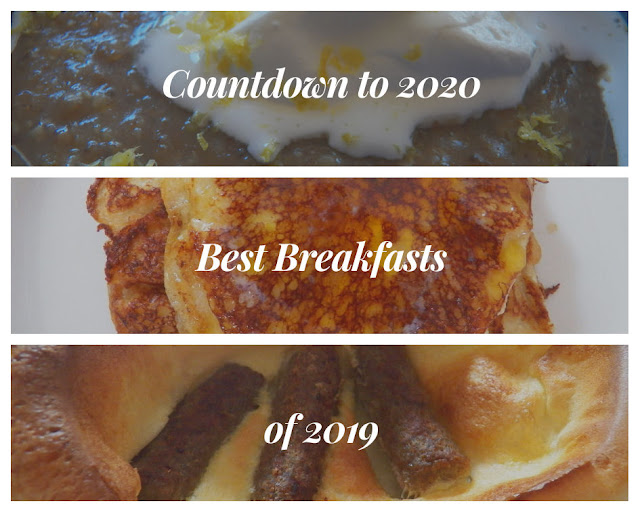 Breakfast countdown to 2020
