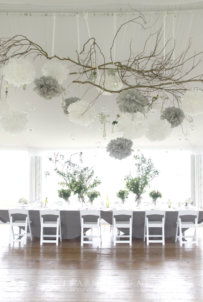 Hanging Wedding Decorations Part 3 Belle The Magazine