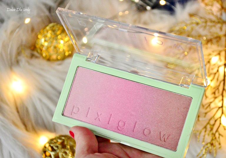 Pixi By Petra PixiGlow Cake -  Pink Champagne Glow - recenzja