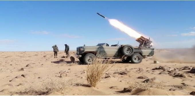 🔴 Parte de Guerra Nº239. Guerra del Sáhara Occidental.