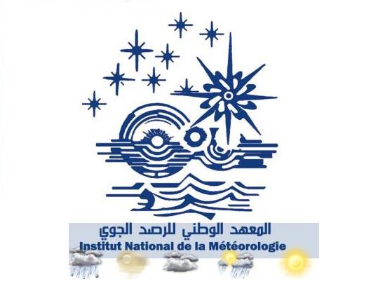 Un message d'alerte de l'institut national de la météorologie