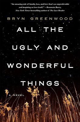 "All the Ugly and Wonderful Things - Bryn Greenwood As the daughter of a meth dealer, Wavy knows not to trust people, not even her own parents. Struggling to raise her little brother, eight-year-old Wavy is the only responsible ""adult"" around. She finds peace in the starry Midwestern night sky above the fields behind her house. One night everything changes when she witnesses one of her father's thugs, Kellen, a tattooed ex-con with a heart of gold, wreck his motorcycle. What follows is a powerful and shocking love story between two unlikely people that asks tough questions, reminding us of all the ugly and wonderful things that life has to offer. amazone google goodreads bestseller download free here"