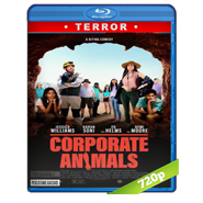 Animales corporativos (2019) BRRIP 720p Audio Dual Latino-Ingles