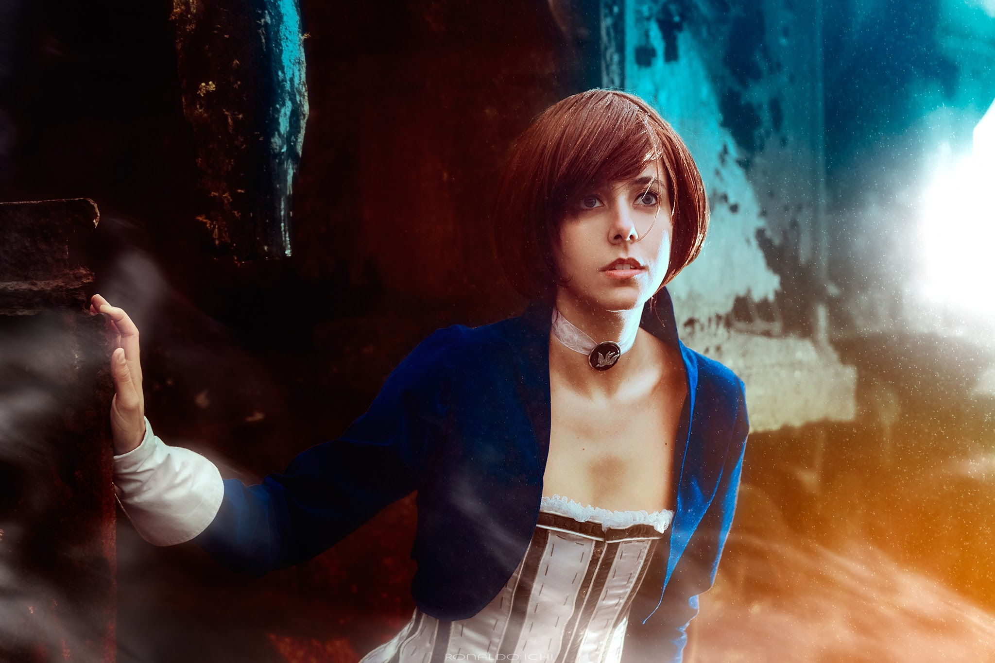 Cosplay Elizabeth BIOSHOCK INFINITE - cosplay photography Ronaldo Ichi