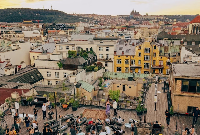 Prague Off The Beaten Track - Get to know the coolest rooftop of prague