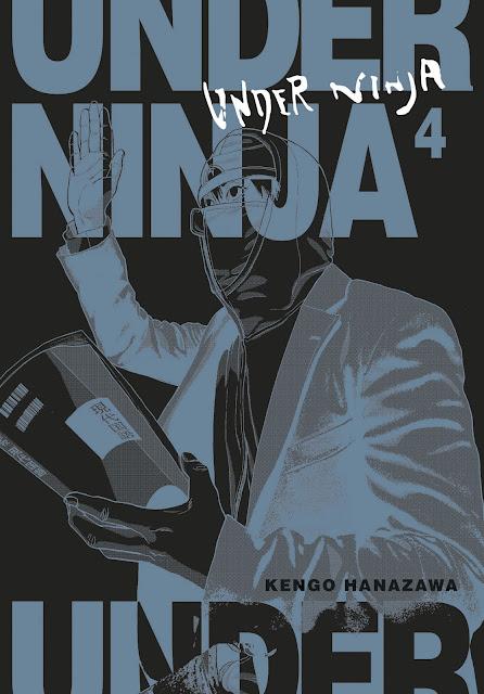 Reseña de Under Ninja vol. 4, de Kengo Hanazawa - Norma Editorial.