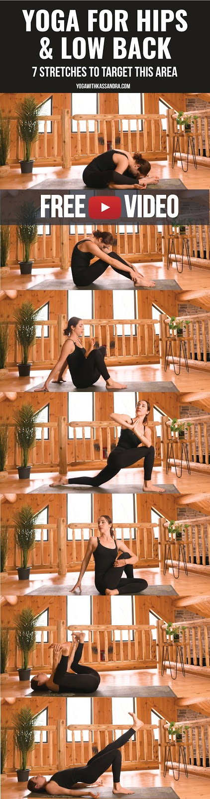 Morning Yoga for Low Back and Hip Opening