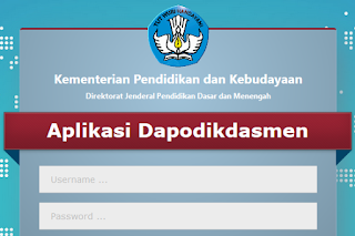 Download Dapodik Semester 2 2020