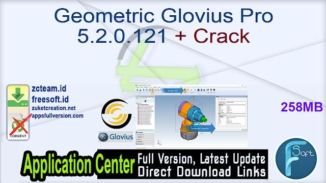 Geometric Glovius Pro 5.2.0.121 + Crack