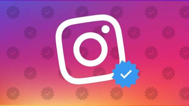 cara mendapatkan lencana biru di instagram | cara mendapatkan centang biru instagram | cara dapet logo centang biru di ig.