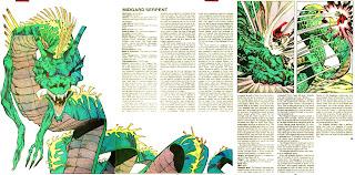 Serpiente de Midgard (ficha marvel comics) Jormungand