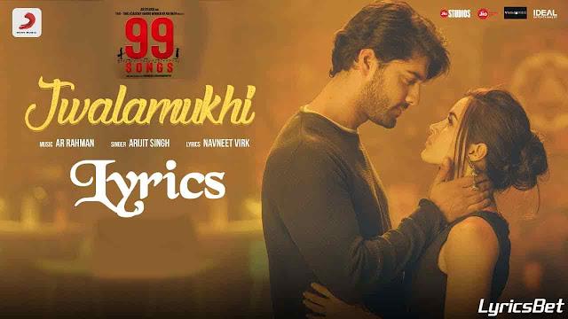 Jwalamukhi Lyrics - Arijit Singh