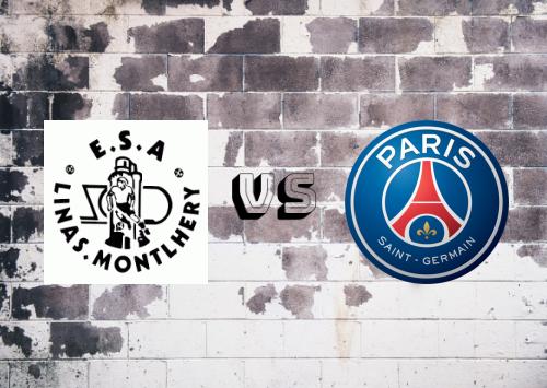 Linas-Montlhery vs PSG  Resumen y Partido Completo