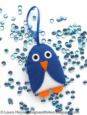 http://bugsandfishes.blogspot.com/2014/07/christmas-in-july-felt-penguin-ornament.html