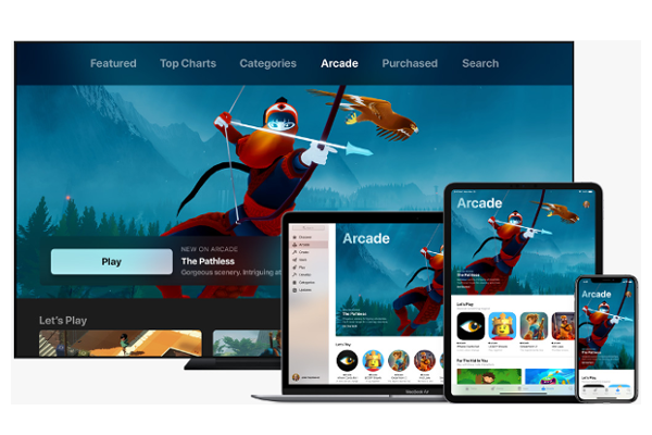 Apple debuts Apple Arcade, World's first game subscription service