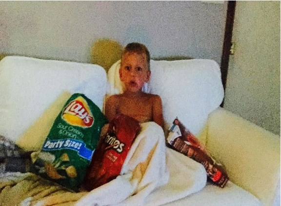15+ Pics of Kids Whose Parents Don't Know Whether to Laugh or Cry