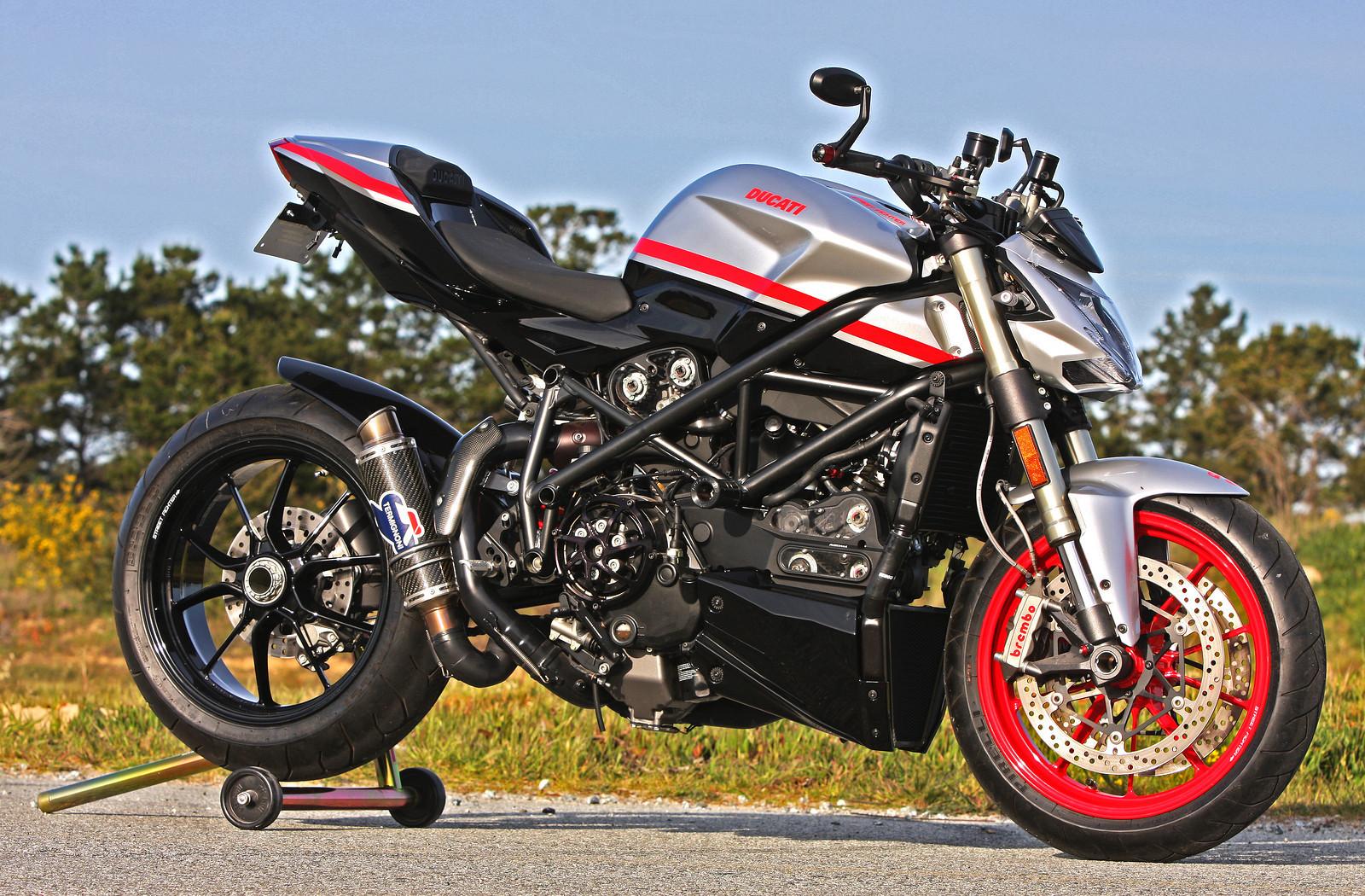 Racing Caf U00e8  Ducati Streetfighter  U0026quot Corse U0026quot  By Finishing Touch 4u