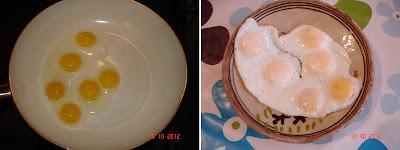 oua de prepelita