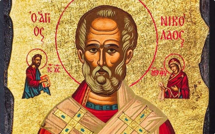 Благодатная молитва на торговлю Святому Николаю Чудотворцу