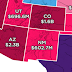 NEW MAP: Cost of Illegal Immigration, By State